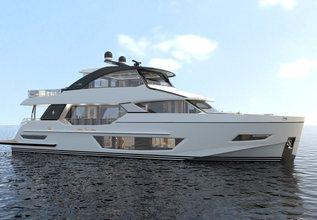 Stottsea Charter Yacht at Miami Yacht Show 2020