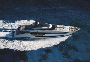 Manhattan Express III Charter Yacht at Monaco Yacht Show 2019