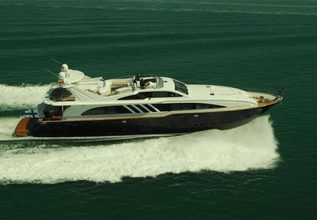Blue Sapphire Charter Yacht at Singapore Yacht Show 2015