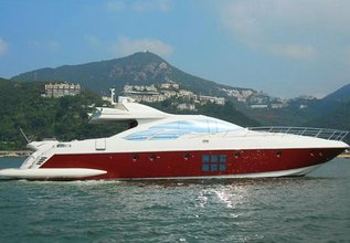Scarlet Charter Yacht at Miami Yacht Show 2020