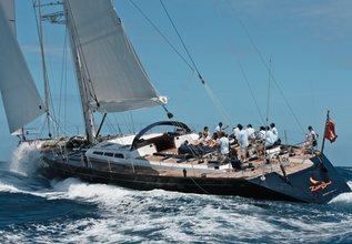 Zanzibar Charter Yacht at Cannes Yachting Festival 2017