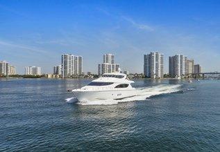 Majestik Charter Yacht at Yachts Miami Beach 2016