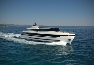 L.A.U.L Charter Yacht at Monaco Yacht Show 2019
