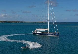 Farfalla Charter Yacht at Monaco Yacht Show 2015