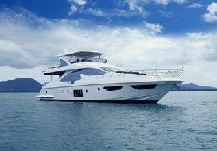 Mirage Charter Yacht at Thailand Charter Week