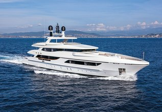 Mr T Charter Yacht at Cannes Yachting Festival 2014