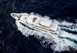 GO Charter Yacht at Antigua Charter Yacht Show 2016