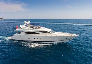 Winning Streak 2 Charter Yacht at MIPIM 2014
