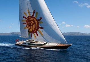 Tiara Charter Yacht at Antigua Charter Yacht Show 2019