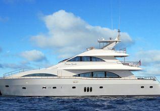 Dream Yacht Charter Yacht at TYBA Yacht Charter Show 2019