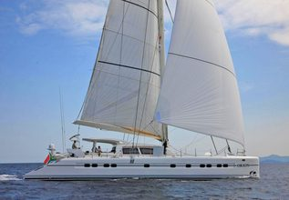 Orion Charter Yacht at Newport Charter Yacht Show 2014