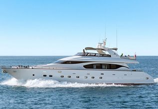 Cento by Excalibur Charter Yacht at Palma Superyacht Show 2014