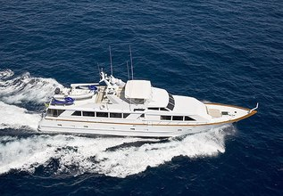 K Charter Yacht at Fort Lauderdale Boat Show 2015