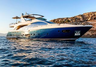 Atmosphere Charter Yacht at The Superyacht Show 2018