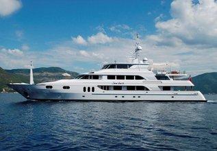 Keri Lee III Charter Yacht at Antigua Charter Yacht Show 2016