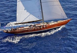 Tempus Fugit Charter Yacht at The Superyacht Cup Palma 2016