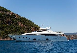 Robusto Charter Yacht at Monaco Grand Prix 2017