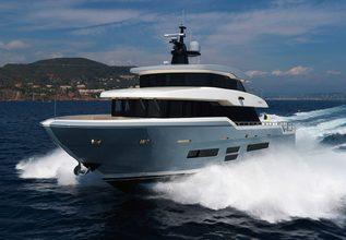 Tsa Tsa Charter Yacht at Cannes Yachting Festival 2014