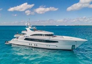 Big Sky Charter Yacht at Antigua Charter Yacht Show 2014