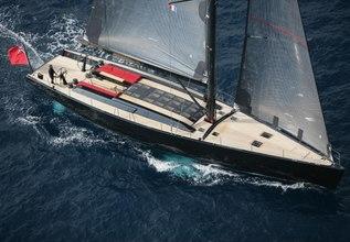 Tango G Charter Yacht at Loro Piana Superyacht Regatta 2016
