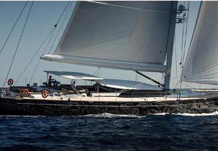 Ravenger Charter Yacht at Monaco Yacht Show 2015