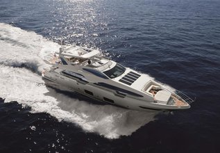 Ironman Charter Yacht at Fort Lauderdale Boat Show 2014