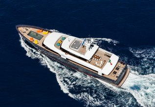 Forever Charter Yacht at Cannes Yachting Festival 2014