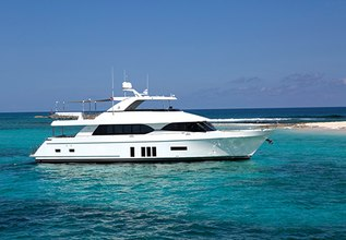 Carlisle Royale Charter Yacht at Fort Lauderdale Boat Show 2015