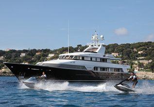 MP5 Charter Yacht at Monaco Yacht Show 2018