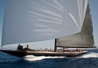 Gio Charter Yacht at The Superyacht Cup Palma 2014
