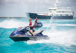 Pioneer Charter Yacht at Antigua Charter Yacht Show 2016