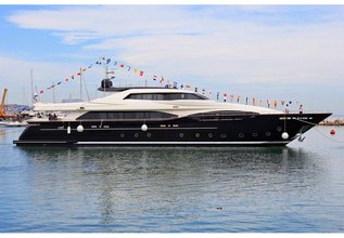 Suegno Charter Yacht at Monaco Yacht Show 2015