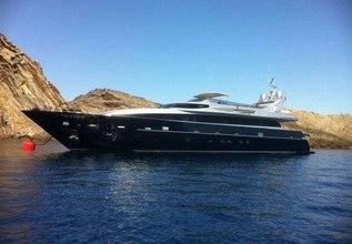Fortuna Charter Yacht at Palma Superyacht Show 2017