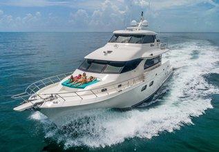 Andiamo Charter Yacht at Yachts Miami Beach 2017