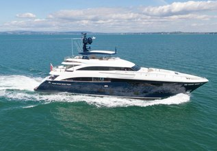 Mahoenui Charter Yacht at Antigua Charter Yacht Show 2016