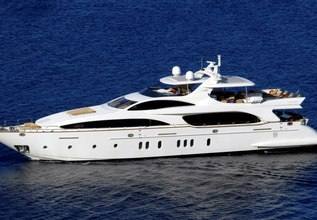 Happy Hour Charter Yacht at Fort Lauderdale Boat Show 2015