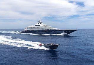 Lady Gulya Charter Yacht at Monaco Yacht Show 2019