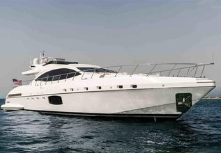 Wings Spread Charter Yacht at Miami Yacht Show 2020