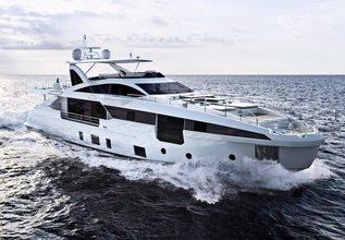 Alba Charter Yacht at Monaco Yacht Show 2018