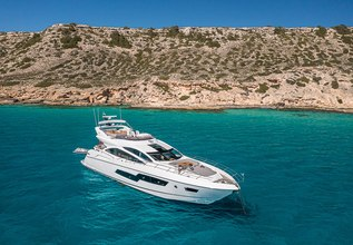 Seawater Charter Yacht at Palma Superyacht Show 2019