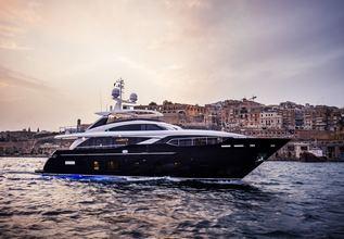 Kohuba Charter Yacht at Cannes Film Festival Yacht Charter