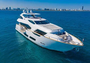 Persistence Charter Yacht at Miami Yacht Show 2020
