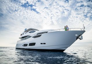 Murcielargo Charter Yacht at Ft. Lauderdale Boat Show  2018 - Attending Yachts