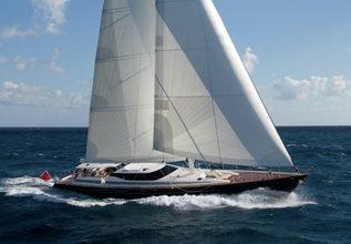 Genevieve Charter Yacht at MYBA Charter Show 2013