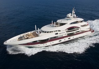 Quite Essential Charter Yacht at Miami Yacht Show 2018