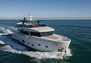 Icon Charter Yacht at Cannes Yachting Festival 2015