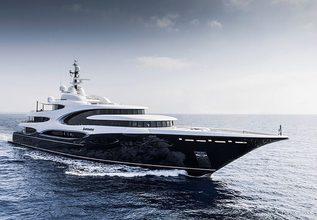 Barbara Charter Yacht at Monaco Yacht Show 2018