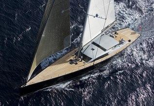 Saudade Charter Yacht at The Superyacht Cup Palma 2016
