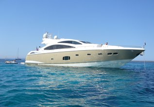 Robusto Charter Yacht at Palma Superyacht Show 2014