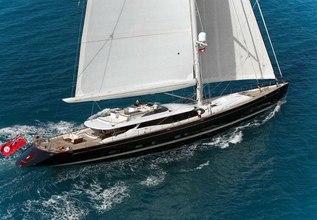 Prana Charter Yacht at Antigua Charter Yacht Show 2014